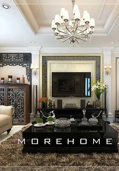 Tổng hợp 31 mẫu bàn thờ treo, tủ thờ hiện đại đẹp cho phòng khách chung cư