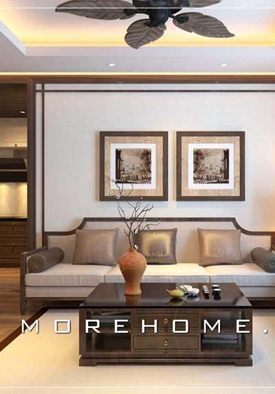 Top 20 mẫu thiết kế phòng khách Gỗ Óc Chó Đẳng Cấp, Sang Trọng