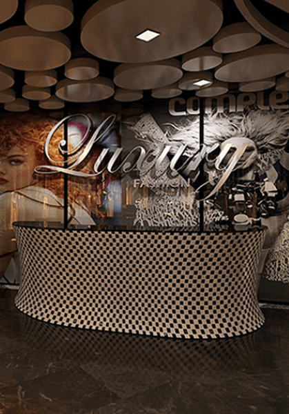 Thiết kế nội thất shop thời trang cao cấp Luxury-MoreHome