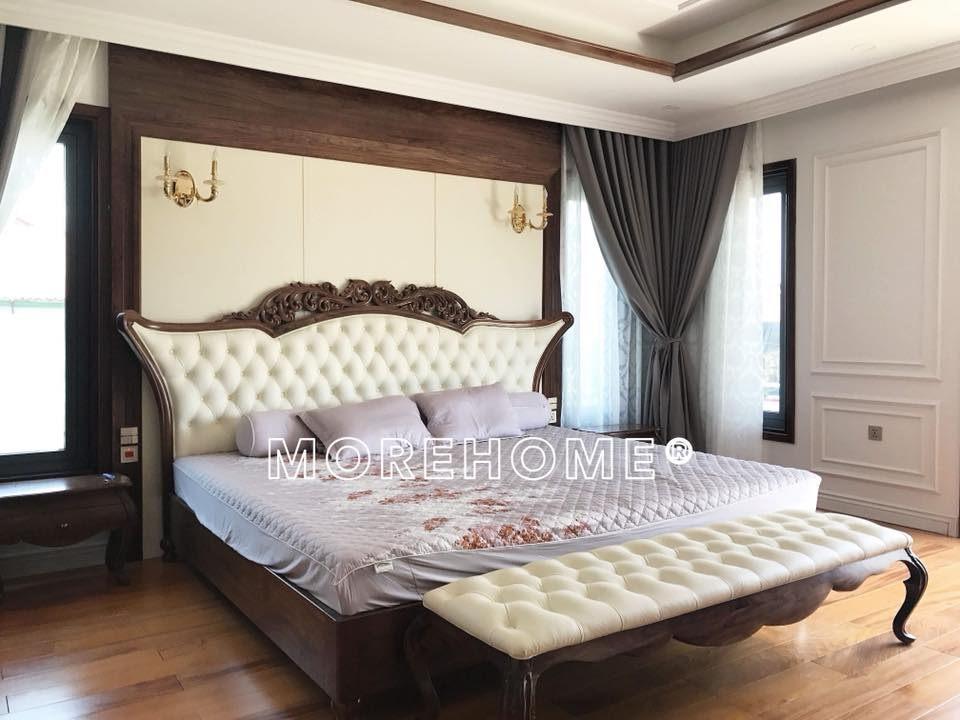 Thi công nội thất phòng ngủ biệt thự Hà Tĩnh