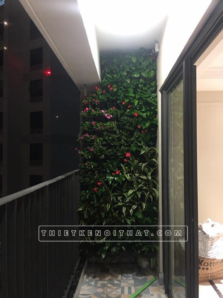 Thi công hoàn thiện nội thất chung cư D'capital Trần Duy Hưng Cầu Giấy Hà Nội