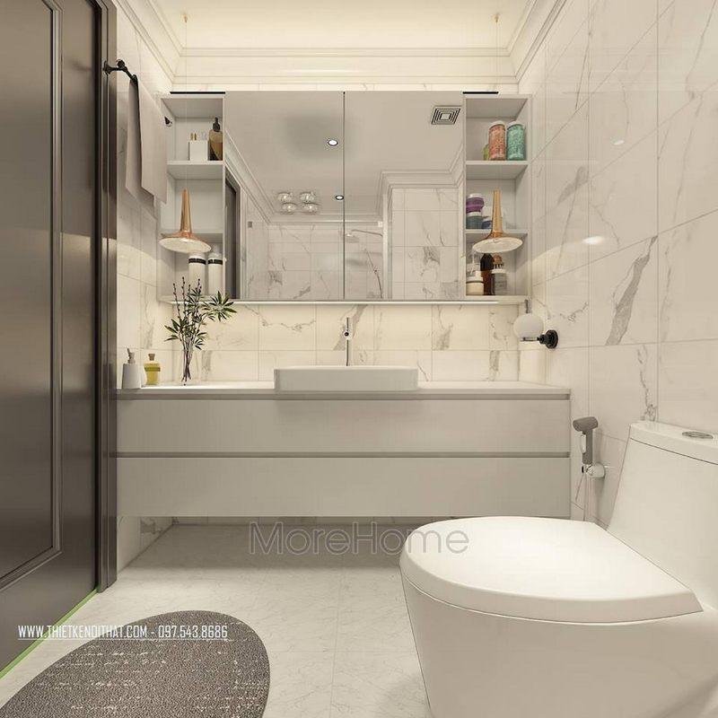 Thiết kế nội thất chung cư cao cấp tại Láng Hạ