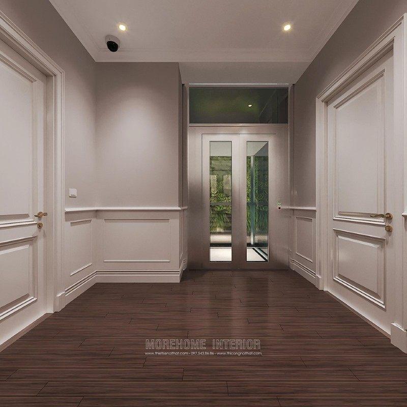 Thiết kế biệt thự ciputra tây hồ hà nội