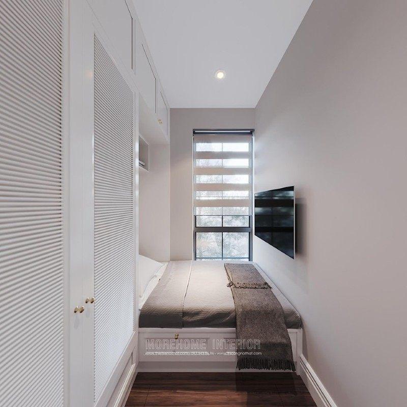 Thiết kế phòng ngủ phụ cho biệt thự ciputra tây hồ hà nội