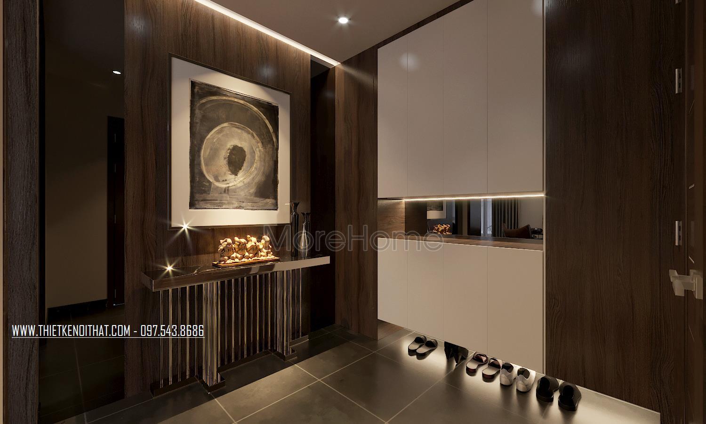 Thiết kế ngoại thất và nội thất biệt thự ECOPARK