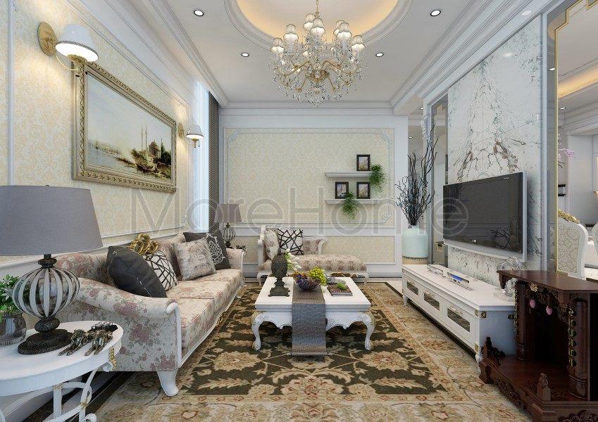 Thiết kế nội thất biệt thự Garden Home Thủ Đức