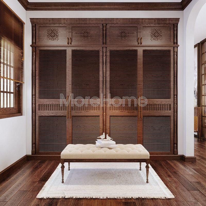 Thiết kế biệt thự gỗ đẹp