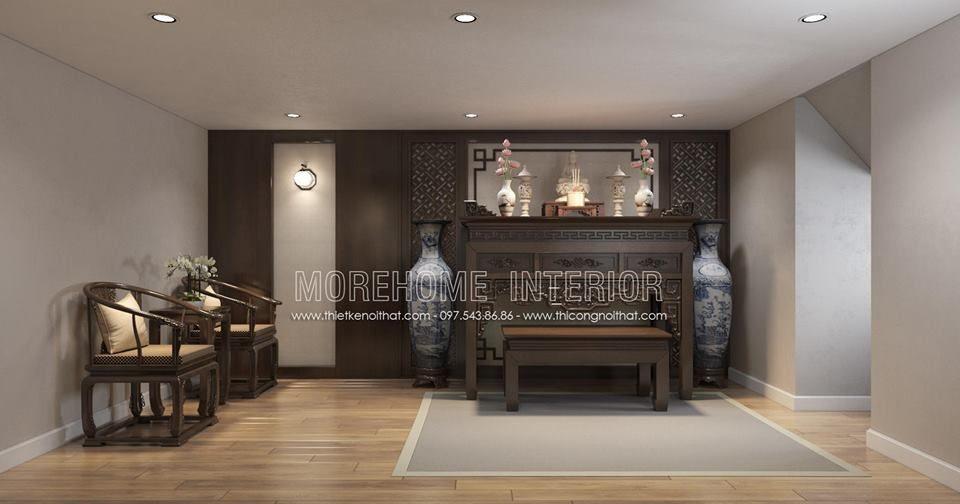 Thiết kế nội thất biệt thự hiện đại tại vinhomes imperia hải phòng