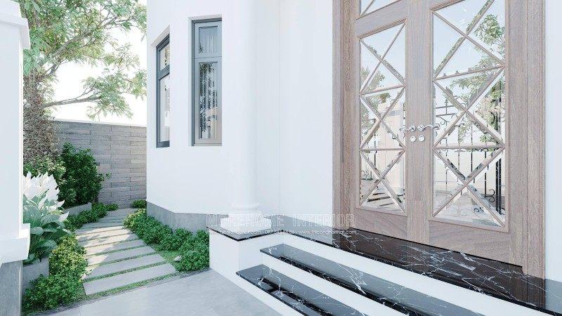 Thiết kế sân vườn biệt thự manhattan tại vinhomes imperia hải phòng