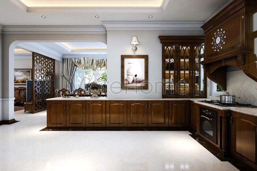 Thiết kế nội thất biệt thự Nam Long