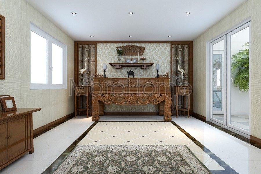 Thiết kế nội thất biệt thự Nam Long Quận 7