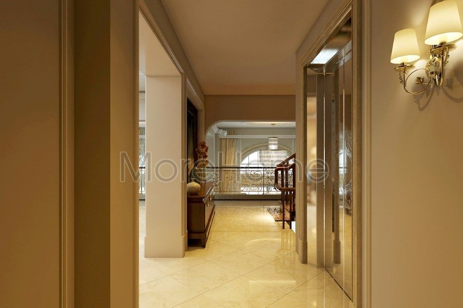 thiết kế biệt thự nhà anh trường phòng sinh hoạt tầng lửng