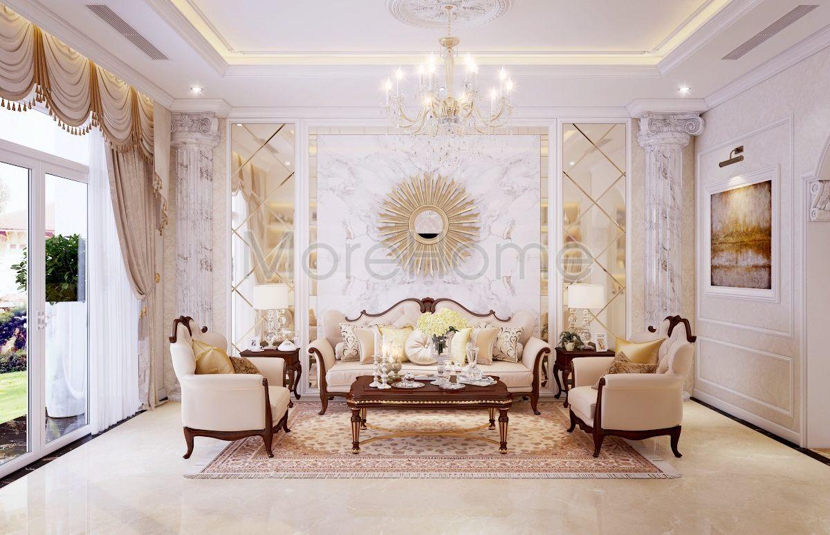 Thiết kế biệt thự Tân Bình