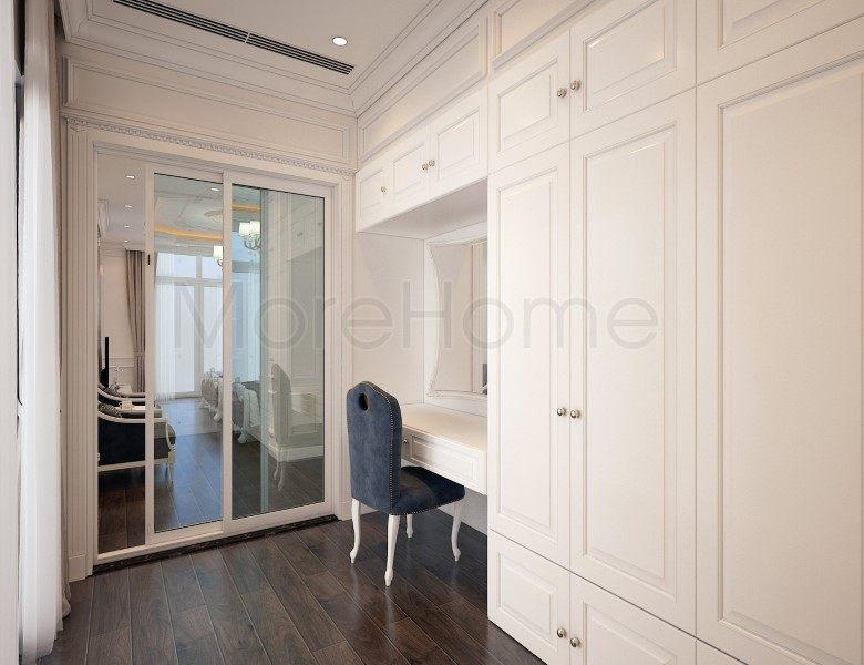 Thiết kế nội thất biệt thự Nha Trang