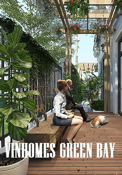Thiết kế nội thất biệt thự Vinhomes Green Bay cao cấp