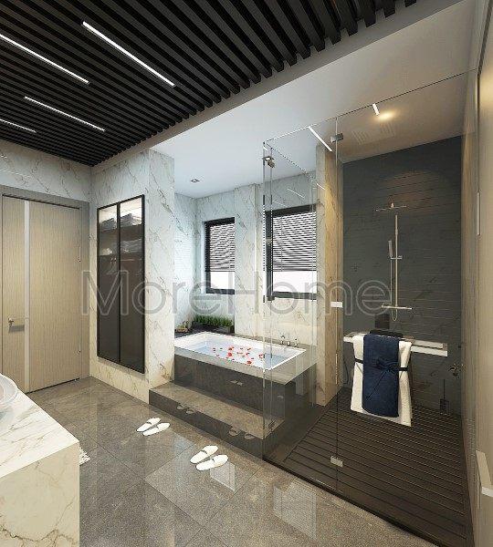 Thiết kế biệt thự hiện đại Vinhomes Tân cảng