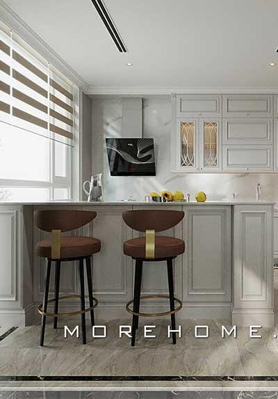 Tổng hợp các mẫu trang trí phòng bếp đẹp mê ly