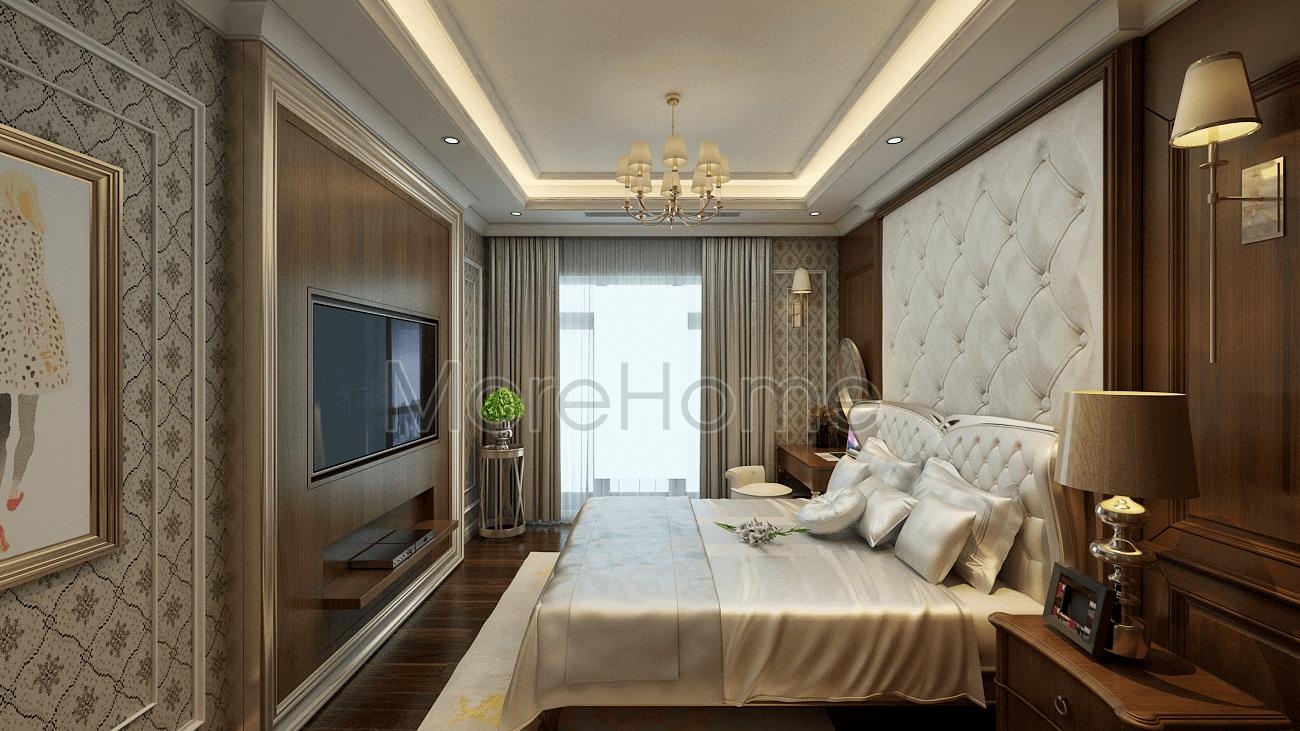 Thiết kế căn hộ mẫu tại Sài Gòn