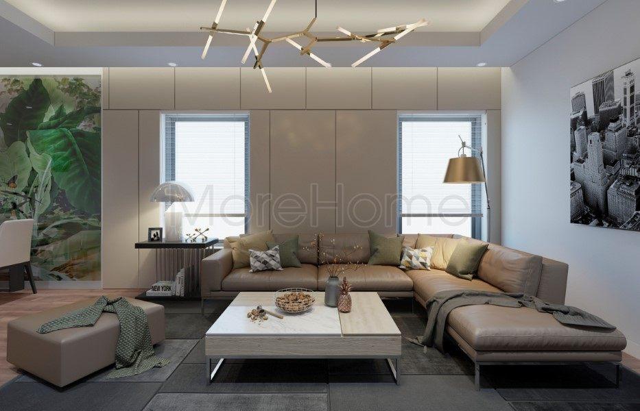 Thiết kế căn hộ Hoàng Anh Gia Lai River View hiện đại