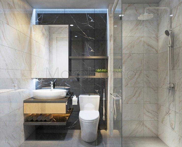 Thiết kế căn hộ Luxcity