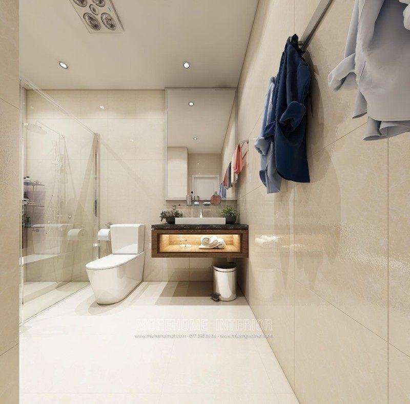 Thiết kế nội thất căn hộ cao cấp Imperia Sky Garden