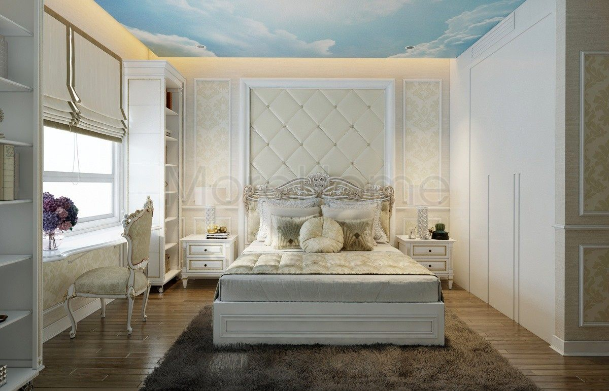 Thiết kế căn hộ chung cư Sarimi - Đại Quang Minh