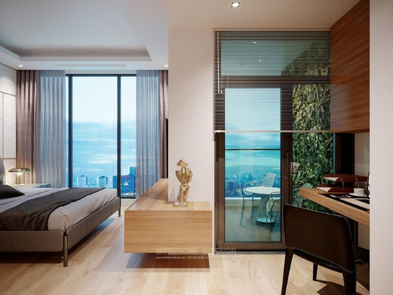 Thiết kế căn hộ Vinhomes BaSon Sài Gòn