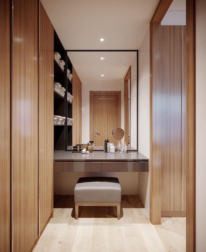 Thiết kế phòng thay đồ chung cư vinhome bason quận 1 hcm