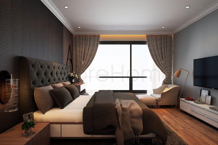 hiết kế nội thất căn hộ chung cư Vinhomes Central Park