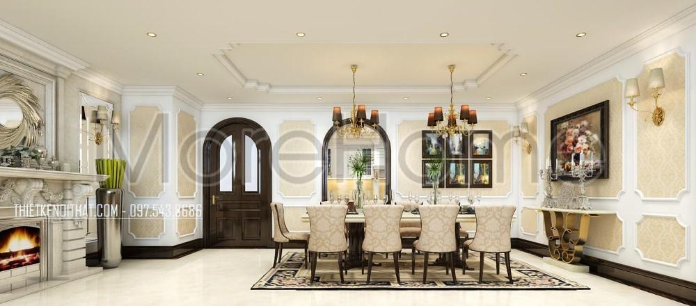 Thiết kế nội thất chung cư DUPLEX tại SKYLINE Văn Quán
