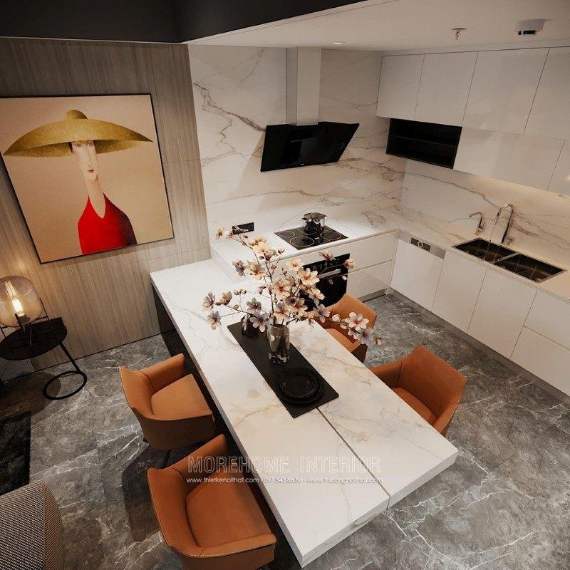 Thiết kế chung cư D'le Roi Soleil
