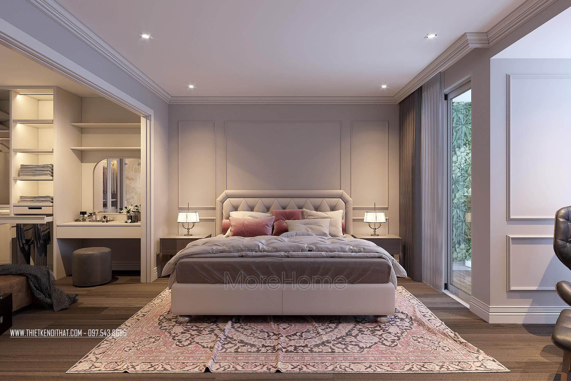 Thiết kế chung cư Keangnam