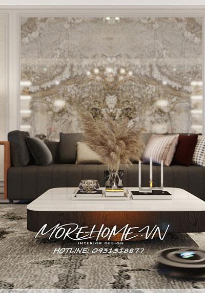 Thiết kế nội thất chung cư cao cấp tại Heitower Hà Nội
