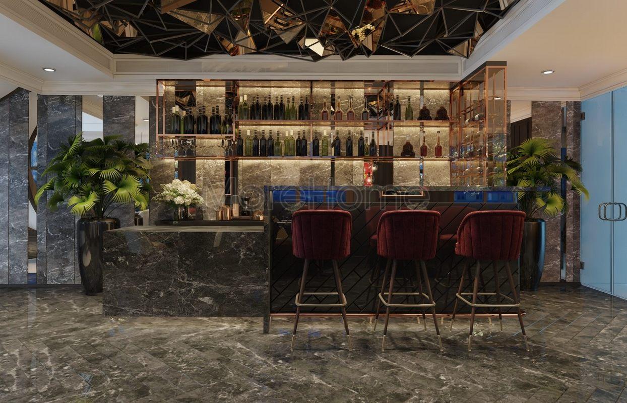 Thiết kế khách sạn hiện đại đẳng cấp