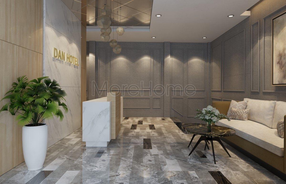 Thiết kế nội thất khách sạn hiện đại đẳng cấp