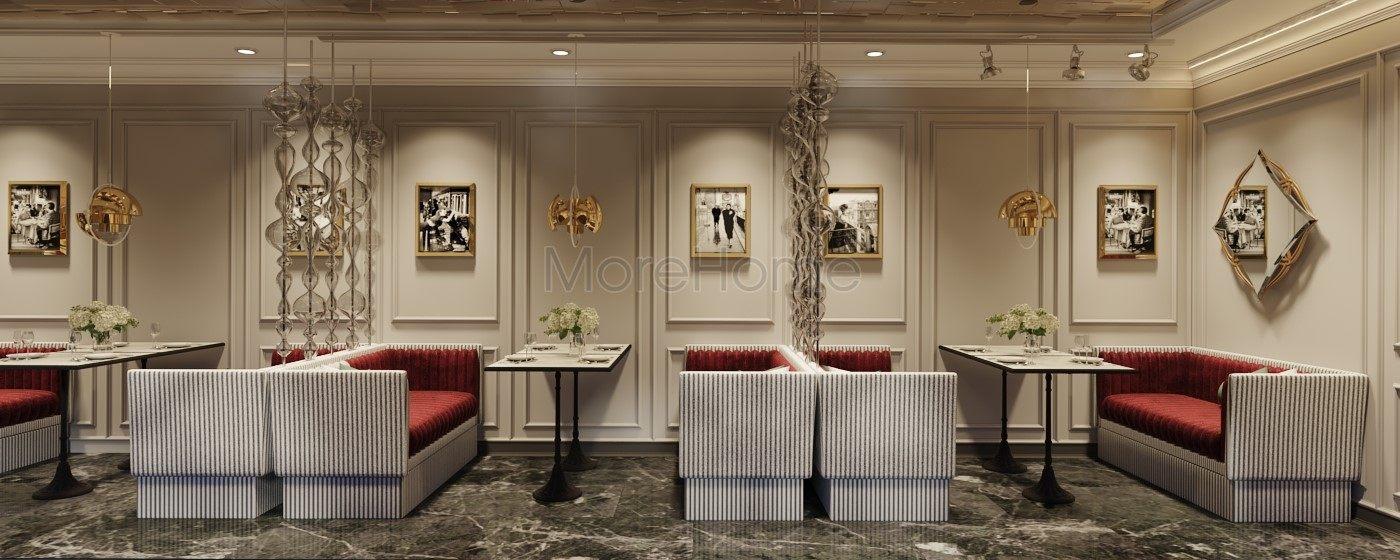 Thiết kế khách sạn phong cách hiện đại