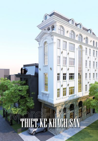Thiết kế khách sạn & nội thất khách sạn Đẹp Hiện đại Đẳng cấp
