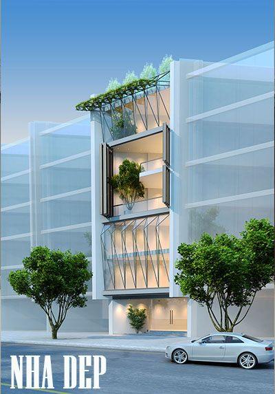 Thiết kế nội thất kiến trúc nhà phố - Chị Hằng Lạc Long Quân