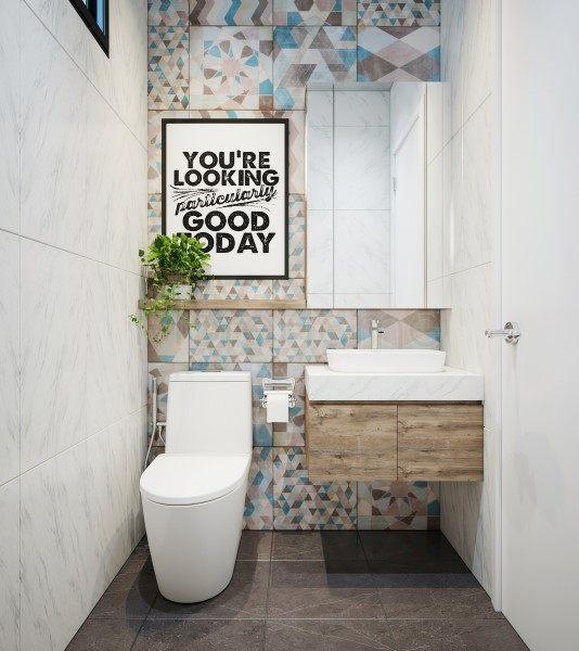 Thiết kế phòng vệ sinh nhà container