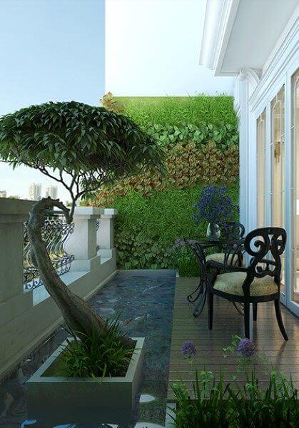 Thiết kế kiến trúc nội thất nhà liên kề tại khu đô thị Văn Quán - Anh Việt