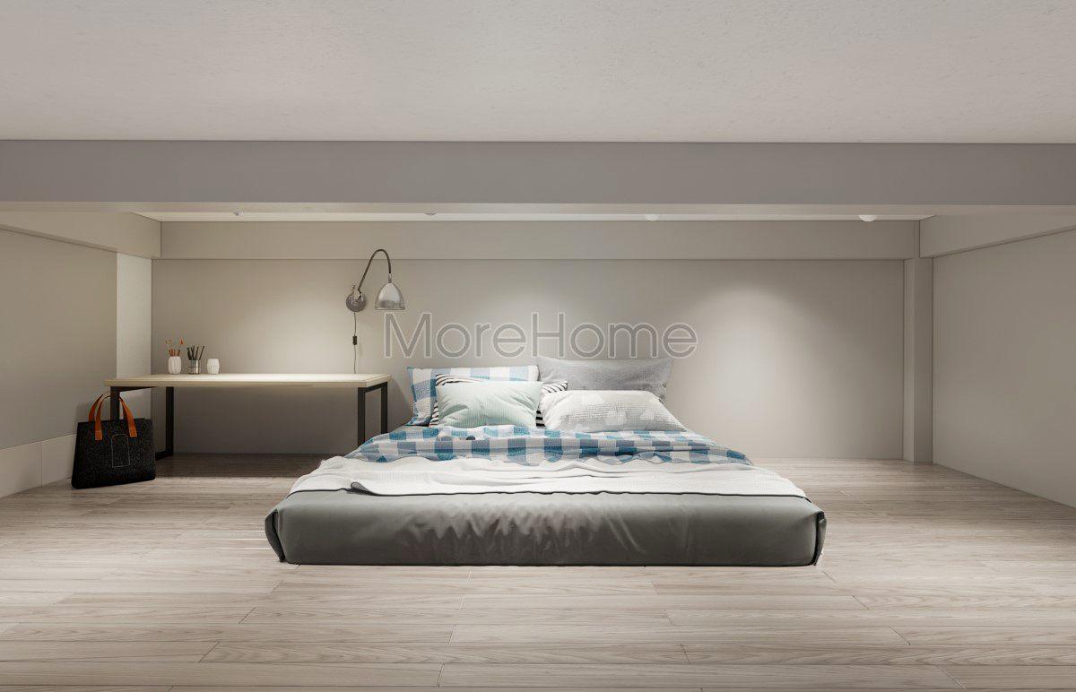 Thiết kế phòng ngủ tiện nghi cho nhà phố hiện đại