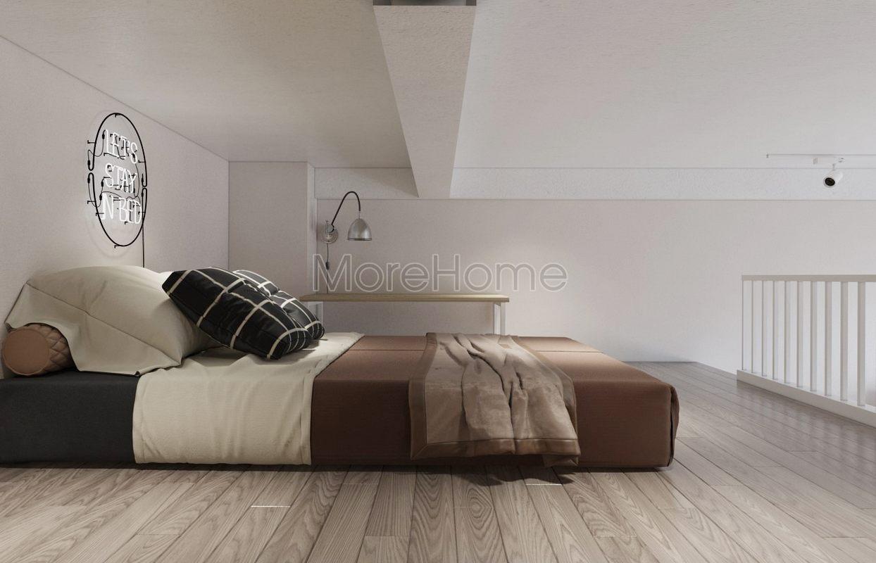 Thiết kế phòng ngủ nhà phố hiện đại