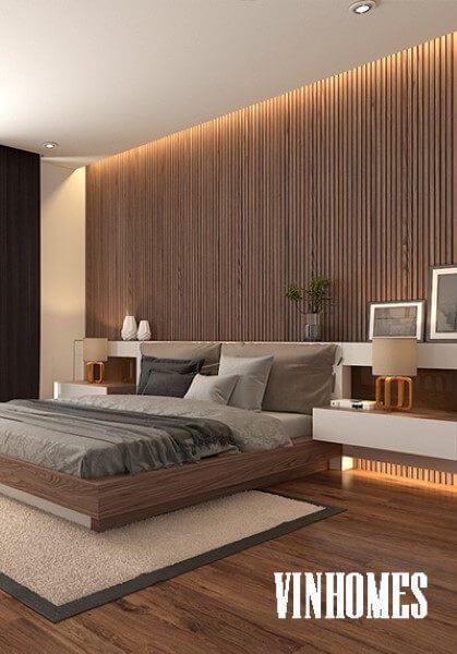 Thiết kế nội thất biệt thự liền kề VINHOMES THĂNG LONG