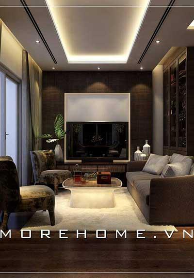 Ý tưởng thiết kế nội thất phòng ngủ cao cấp đẹp và sang trọng