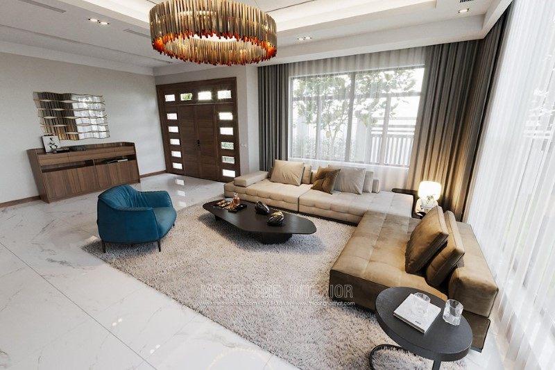 Thiết kế nội thất và thi công nội thất