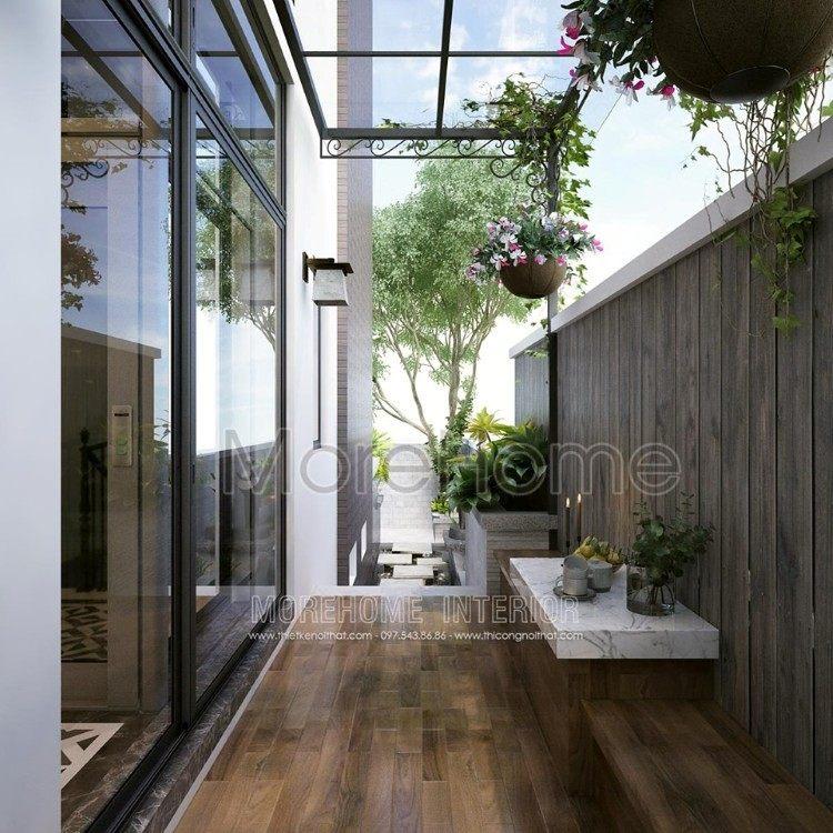 Thiết kế ngoại thất biệt thự Imperia Garden