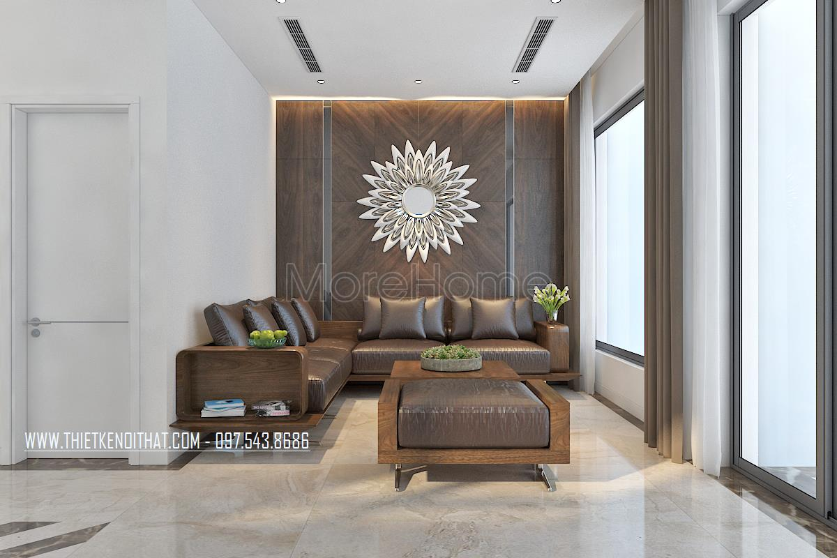 Thiết kế nội thất biệt thự Imperia Garden