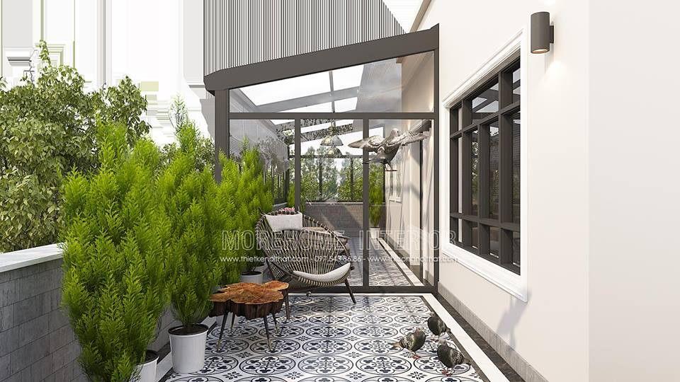 Thiết kế nội thất biệt thự Palm Garden