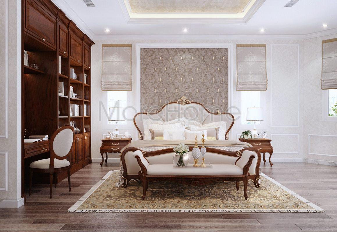 Thiết kế biệt thự tân cổ điển Phan Thiết