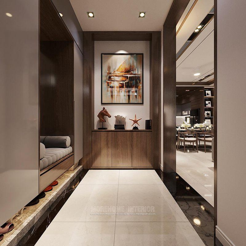 Thiết kế nội thất biệt thự starlake tây hồ tây hà nội